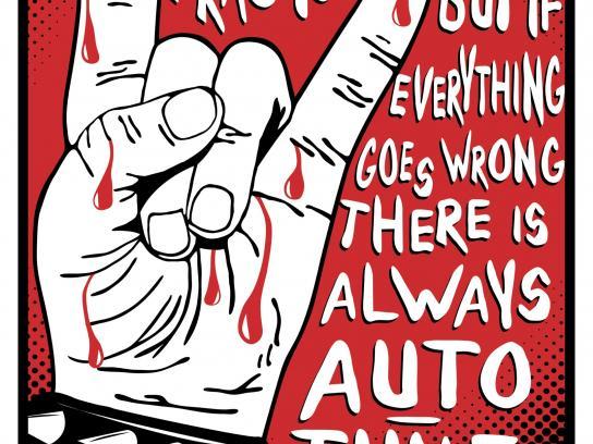 Estudio Gorila Outdoor Ad -  Auto tune