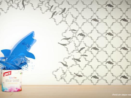 Lanco Print Ad - Shark