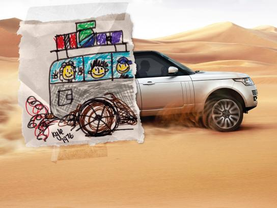 CarShop.co.za Print Ad -  Land Rover