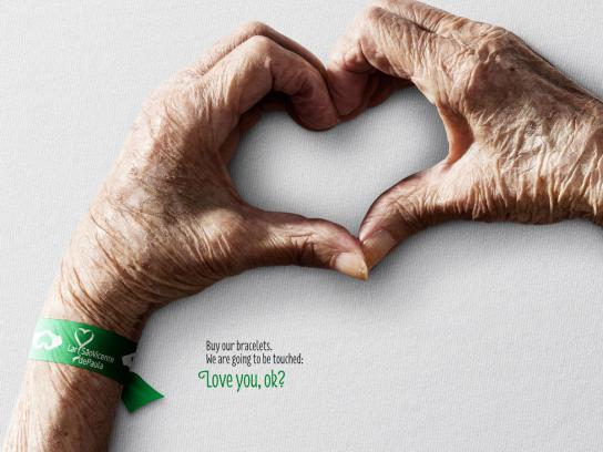 Lar São Vicente de Paula Print Ad -  The newest trend is the trend of elderly, 1