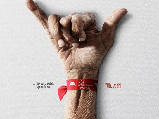 Lar São Vicente de Paula Print Ad -  The newest trend is the trend of elderly, 2