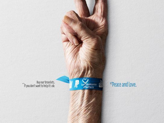 Lar São Vicente de Paula Print Ad -  The newest trend is the trend of elderly, 4