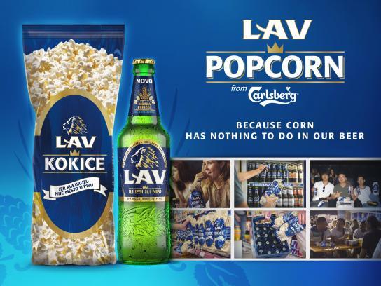 LAV Direct Ad - Popcorn