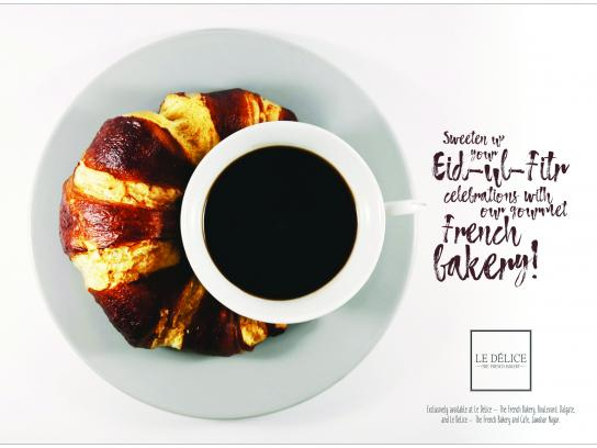 Le Delice Print Ad - Eid-ul-Fitr