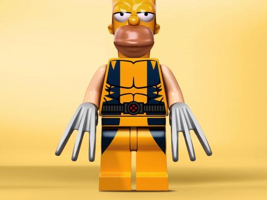 Lego Outdoor Ad -  Homerine