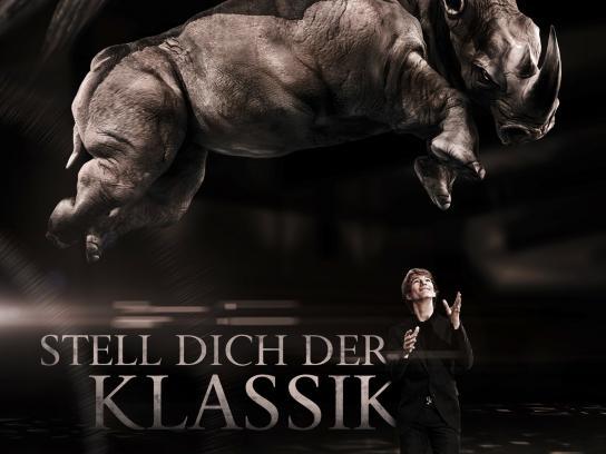 Konzerthaus Dortmund Outdoor Ad -  Liesicki