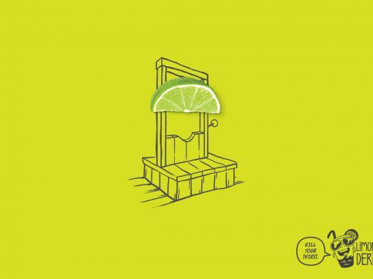 Limonaderia Print Ad -  Kill your thirst, 3