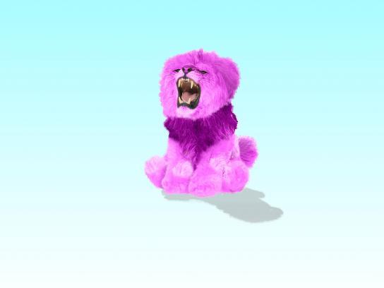 Bose Print Ad - Lion