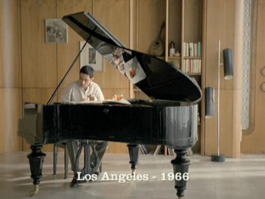 Lipton Film Ad -  A Sip of Inspiration, Lalo