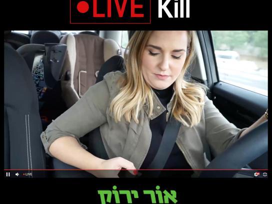 Or Yarok Digital Ad - Live kill
