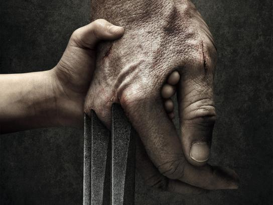Logan Print Ad - Logan - Hand