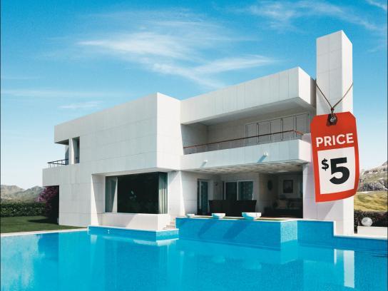 Lotto Max Print Ad -  House