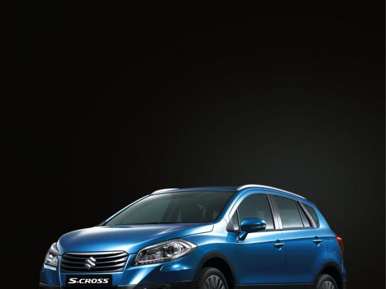 Suzuki Print Ad -  City