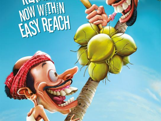 Asianet News Print Ad -  Within easy reach