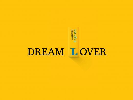 Langenscheidt Outdoor Ad - Dream lover