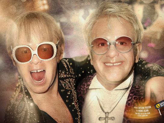 Lumen FM Print Ad -  Elton