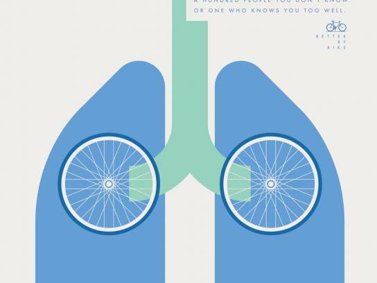 City of Buenos Aires Print Ad -  Lungs