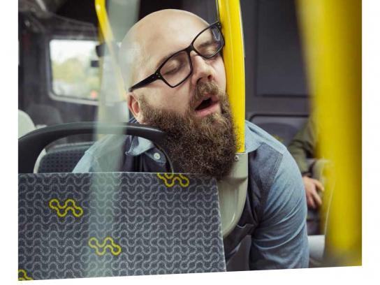 De Lijn Print Ad -  Bus, 3