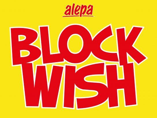Alepa Integrated Ad - Block Wish