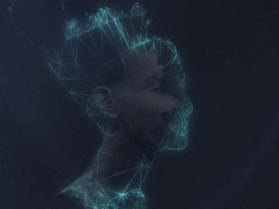 NeuroDigital Experiential Ad - Touching Masterpieces
