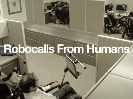 Team Gleason Direct Ad - Robocalls from Humans