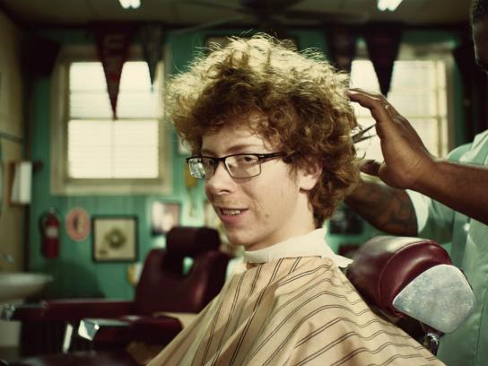 Apple Film Ad - Barbers