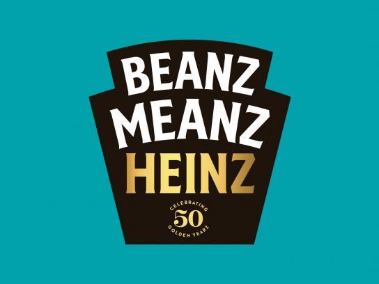 Heinz Outdoor Ad - Beanz Meanz Heinz