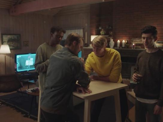 IKEA Digital Ad - Armwrestling
