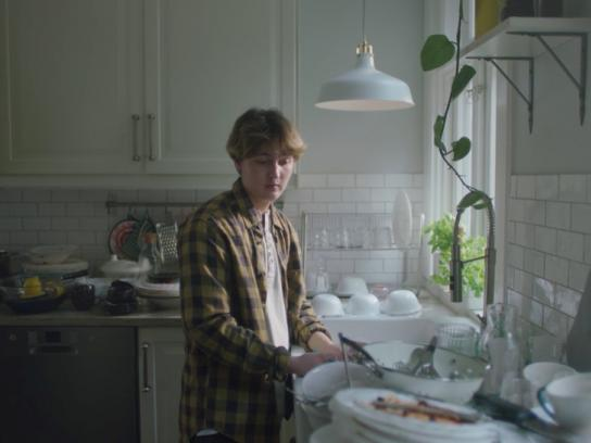 IKEA Digital Ad - Dishwashing