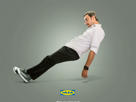 IKEA Print Ad - Make your sleep count, 2