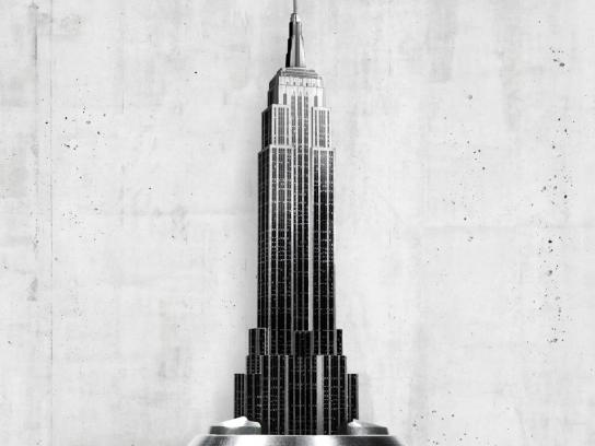 Makita Print Ad -  Empire State Building