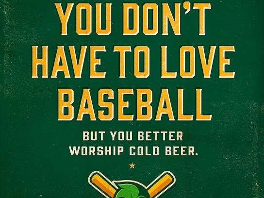 Madison Mallards Outdoor Ad -  Worship