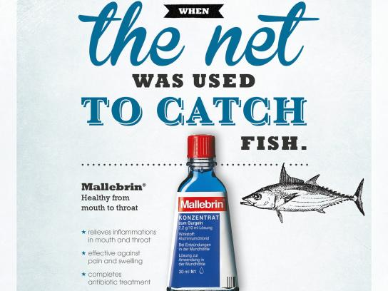 Mallebrin Print Ad -  Net