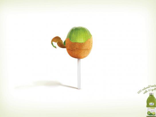 Masafi Print Ad -  Lollipop