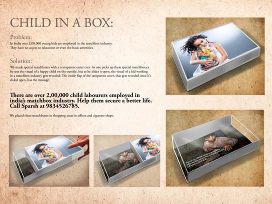 Stop Child Labour Direct Ad - Stop child labour