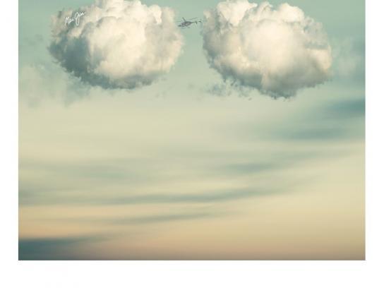 Maui Jim Print Ad -  Clouds
