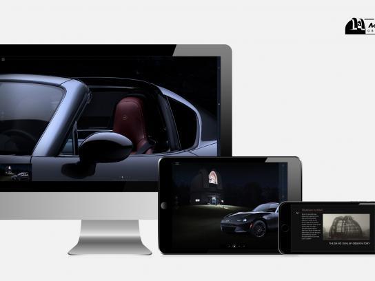 Mazda Digital Ad - MX-5 RF Observatory