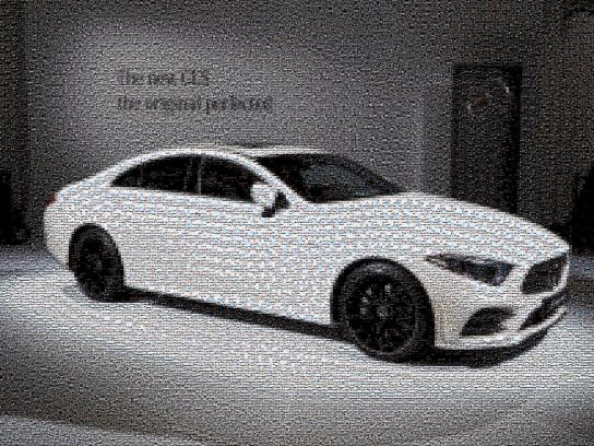 Mercedes Digital Ad - 2MM Mosaic Feature