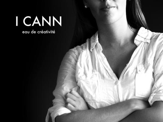 McCann Print Ad - I Cann - Manuela Mondelli
