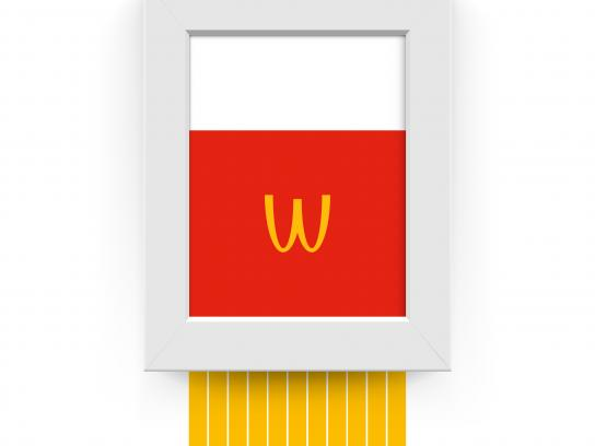 McDonald's Digital Ad - McBanksy