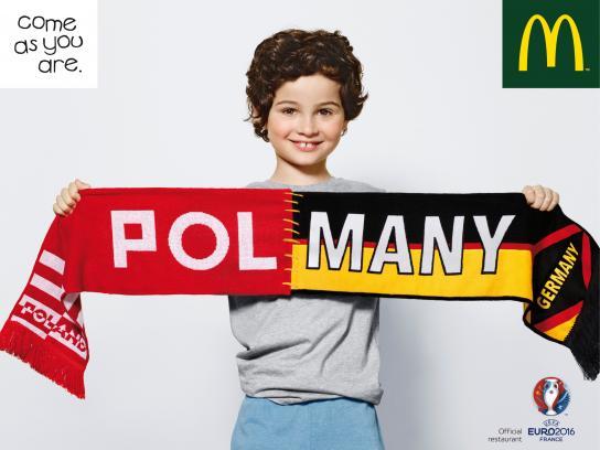 McDonald's Outdoor Ad - Polmany