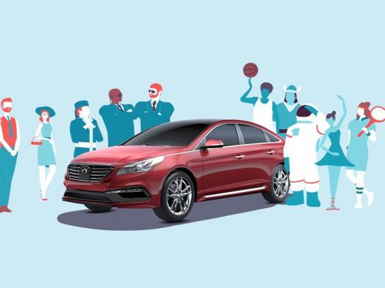 Hyundai Film Ad -  Metaphors