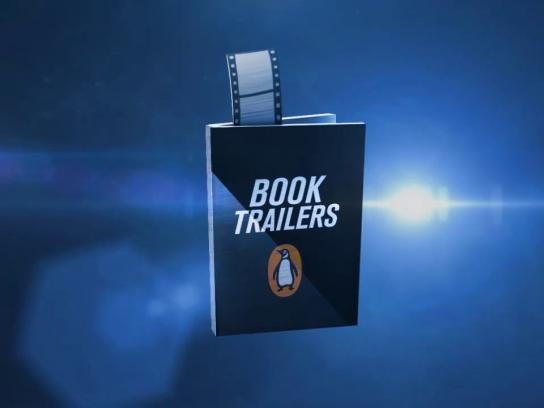 Penguin Ambient Ad -  Book trailers