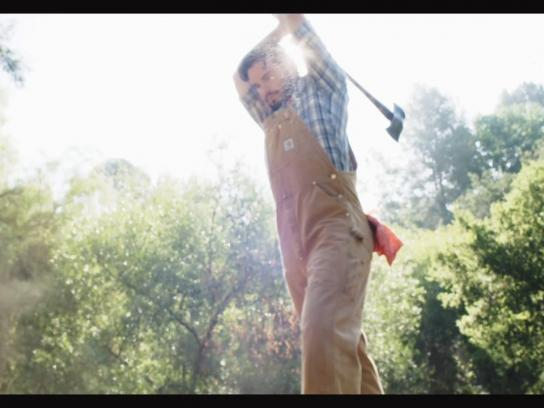 Carhartt Film Ad -  The Carhartt Woodsman