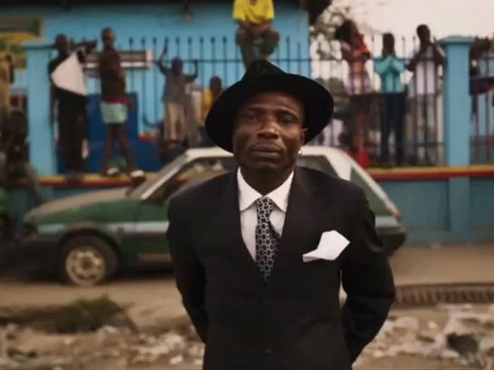 Guinness Digital Ad -  Sapeurs, A Short Documentary