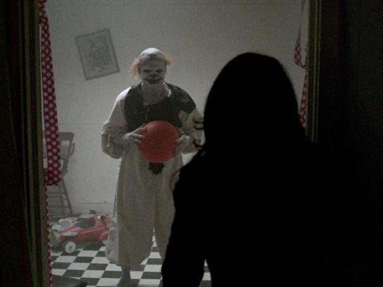 Knott's Berry Farm Film Ad -  Clown