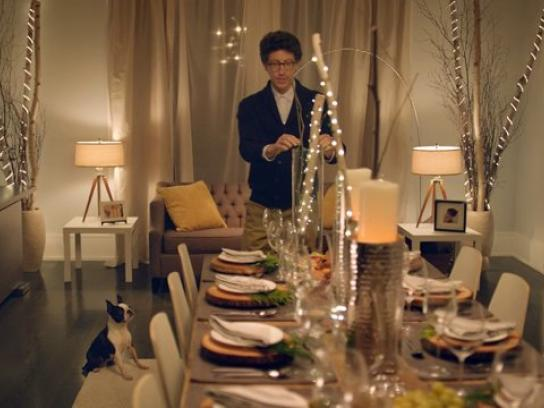BMO Film Ad -  Dinner party
