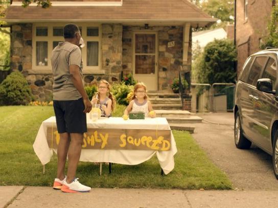 BMO Film Ad -  Lemonade stand