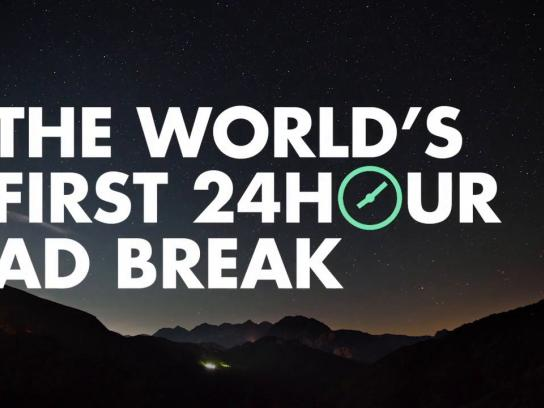 DnB Film Ad -  The 24 hour ad break