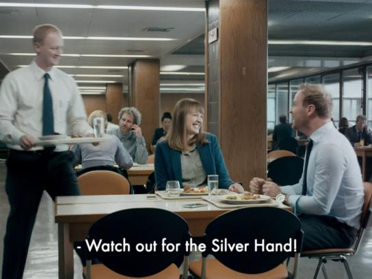 Canal Digital Film Ad -  The Silver Hand